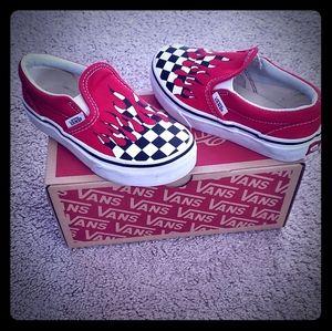 Boys Vans